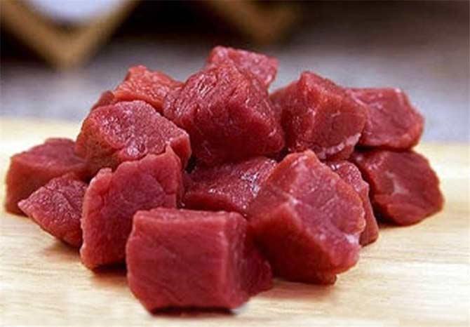 مزایای گوشت گوساله
